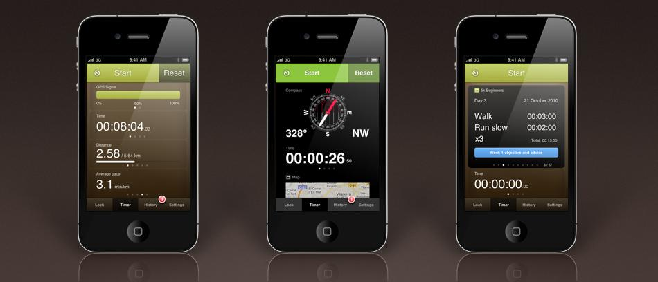 kinetic training app