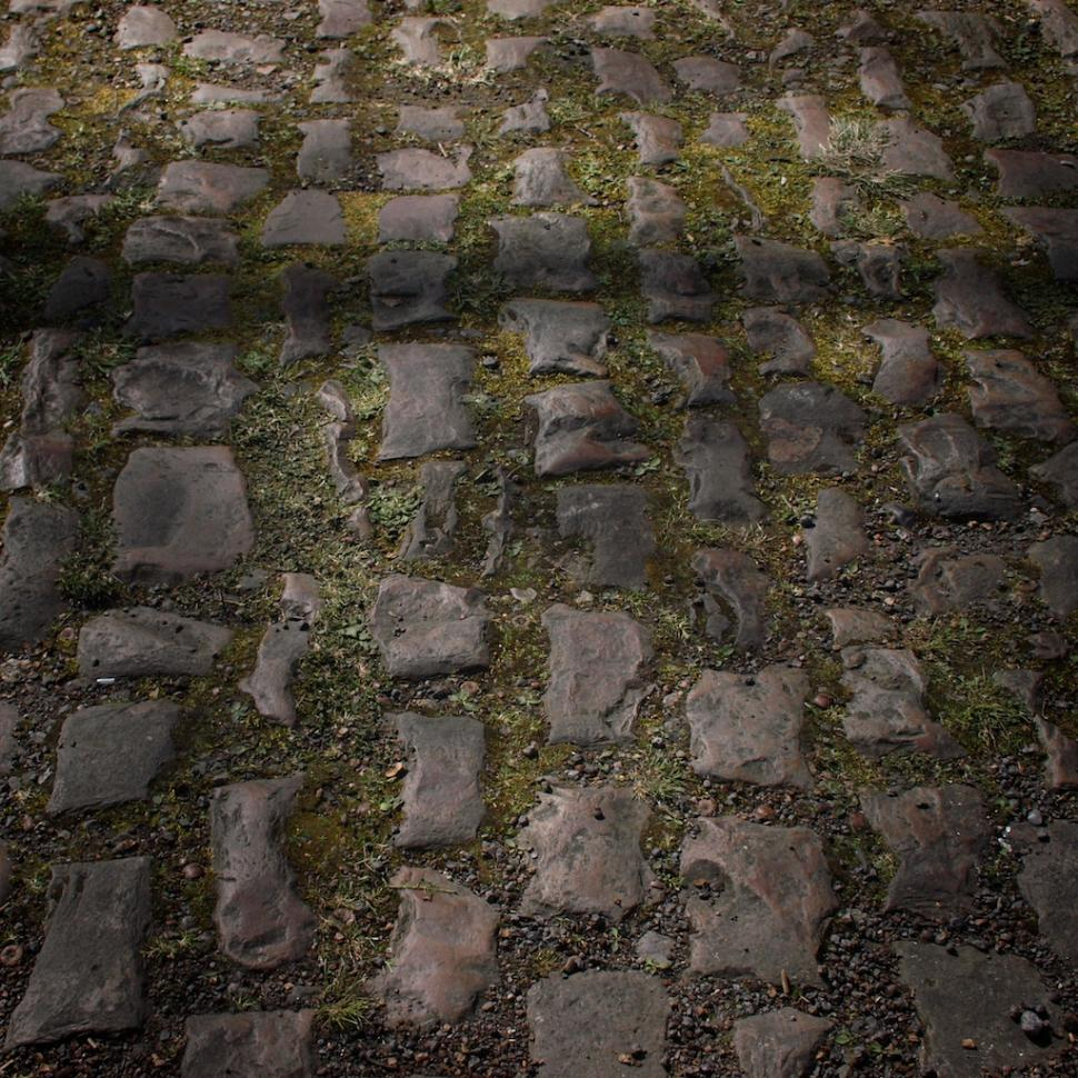 Paris-Roubaix: Arenberg cobbles © Simon MacMichael.jpg