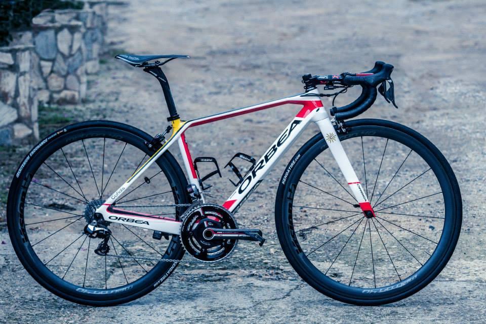 2015 Pro Bike Cofidis S Orbea Orca