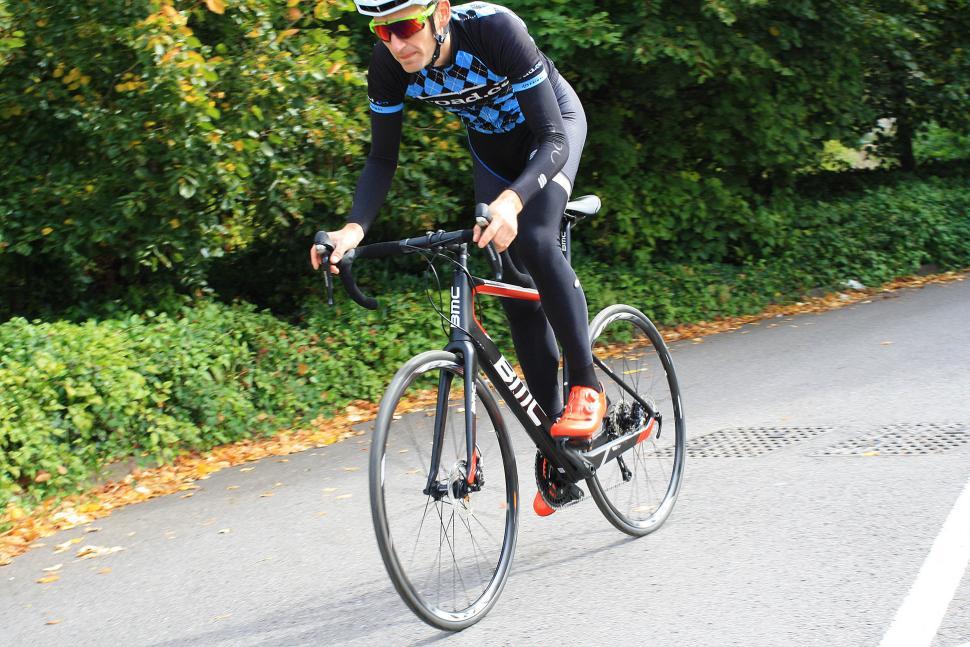 BMC Gran Fondo GF01 - riding 2