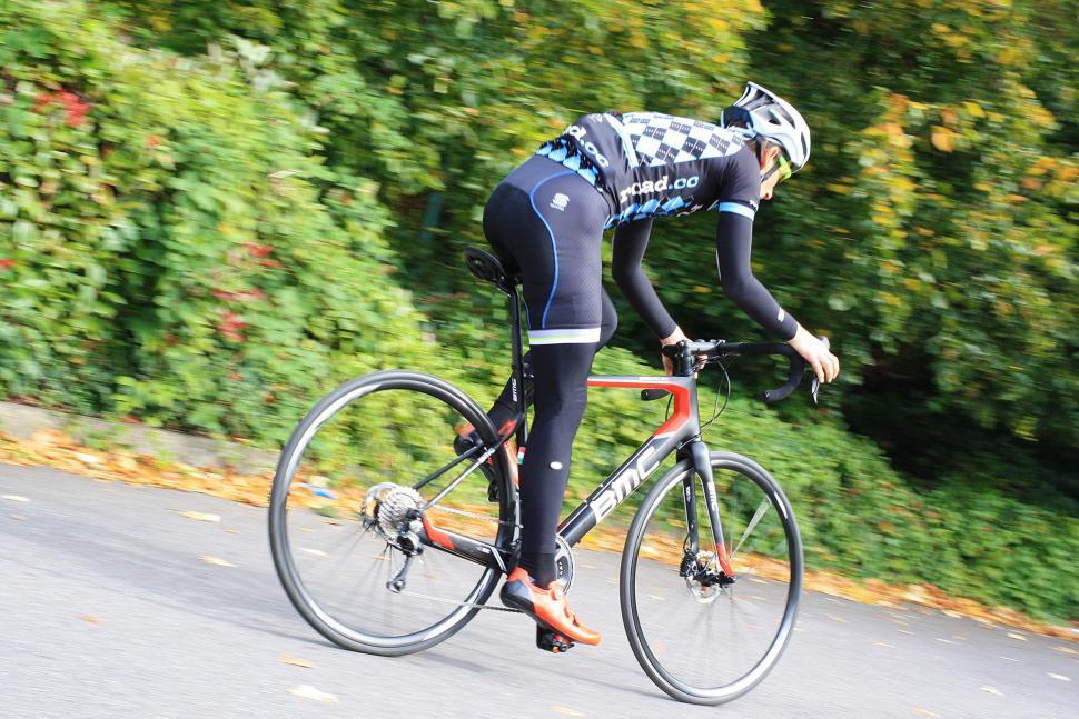 BMC Gran Fondo GF01 - riding 4