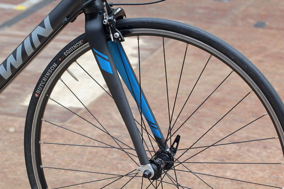 BTwin Triban - fork