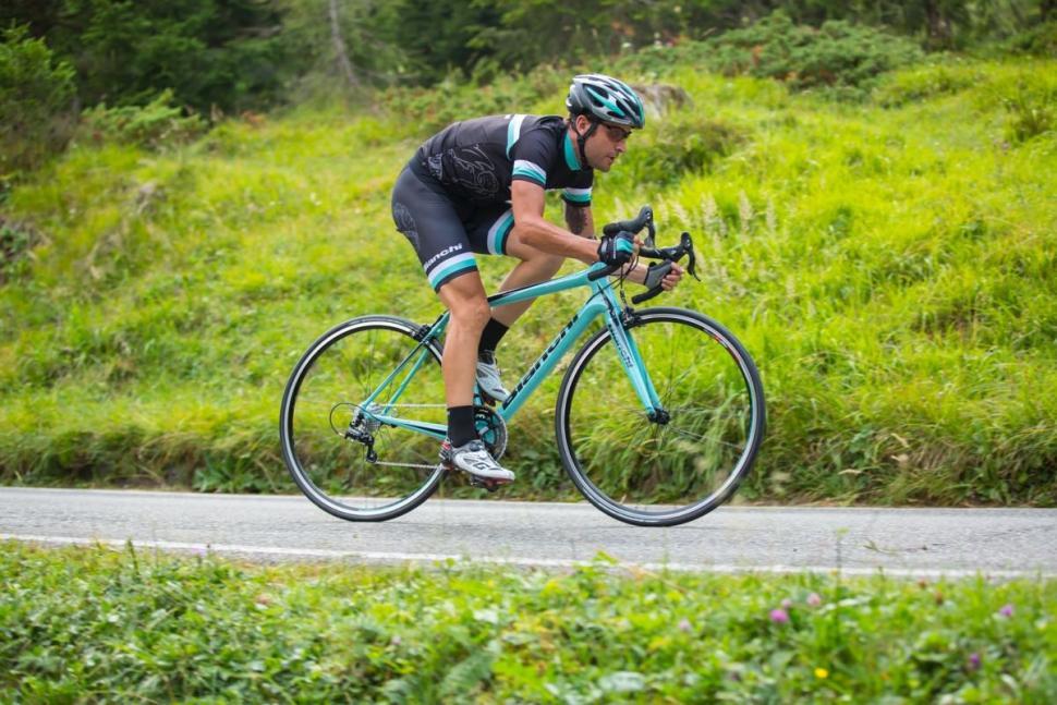 Bianchi Reveals New Intrepida Endurance Bike Road Cc