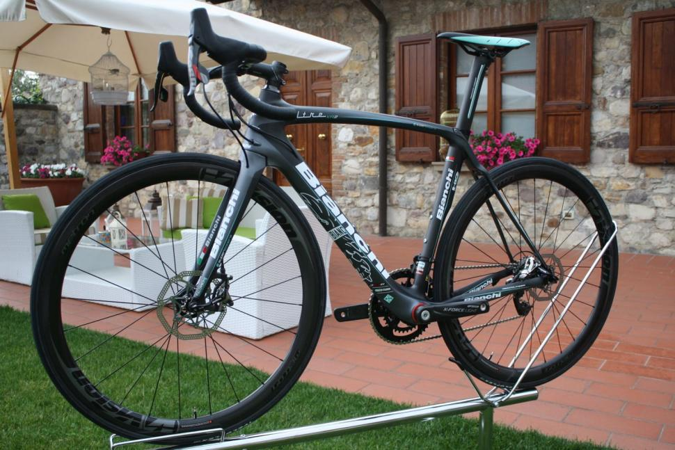 Bianchi 2014 Range Launch New Oltre Xr2 Disc And Campag