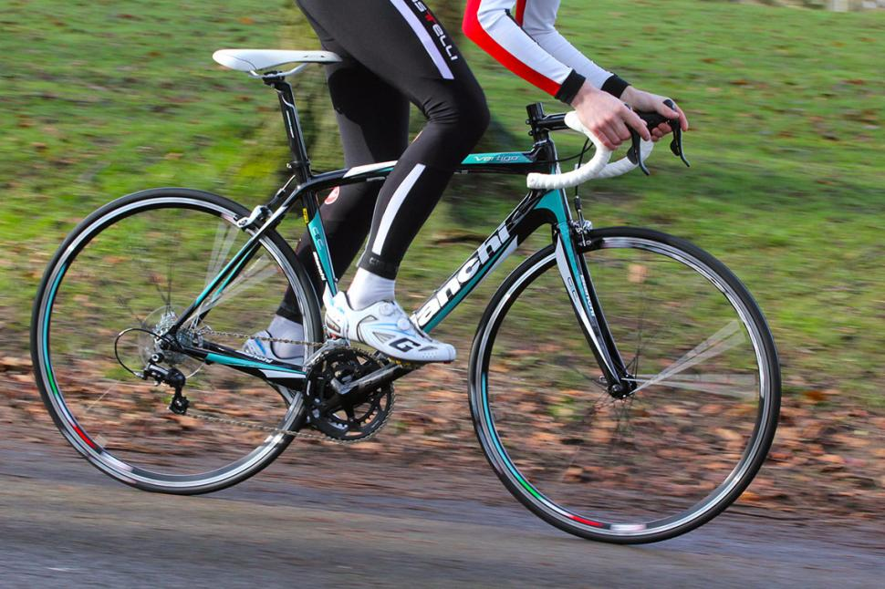 Review Bianchi Vertigo Road Bike Road Cc