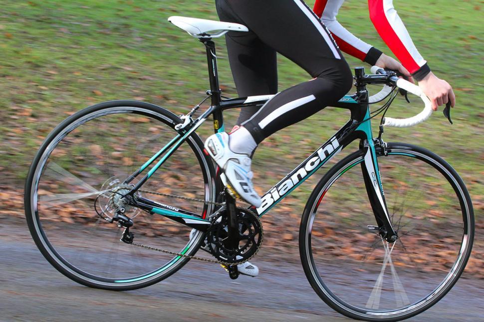 Review Bianchi Vertigo Road Bike Road Cc