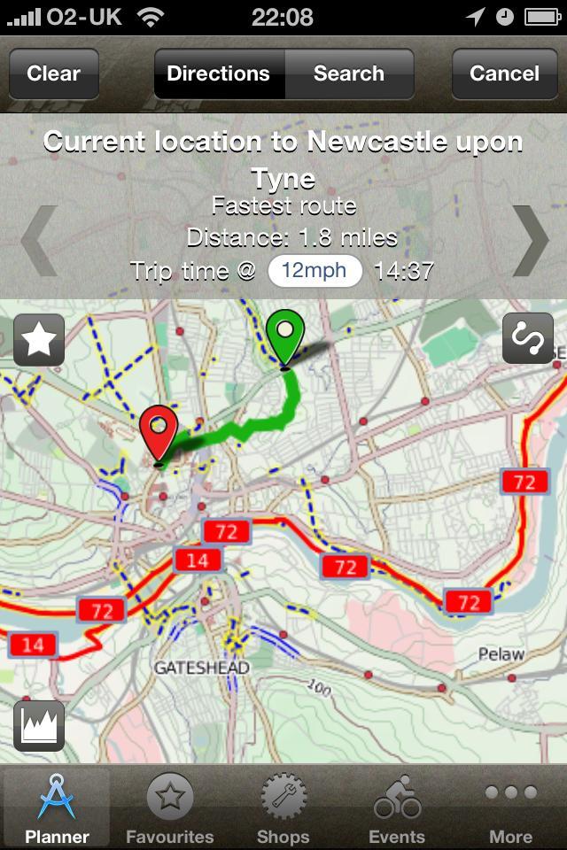 Bike Hub iPhone App