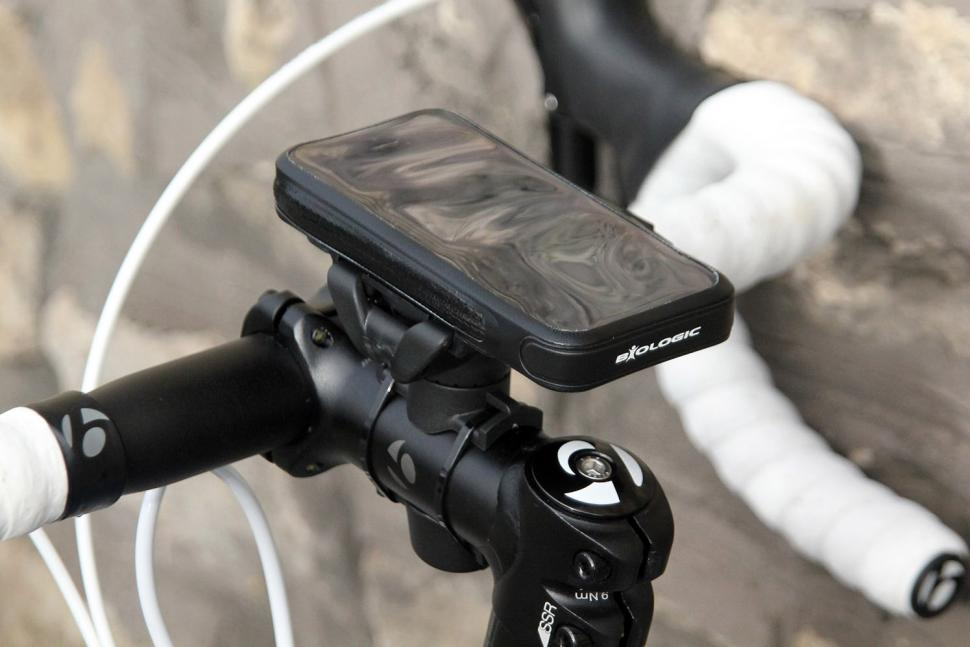 Review Biologic Bike Mount Weathercase