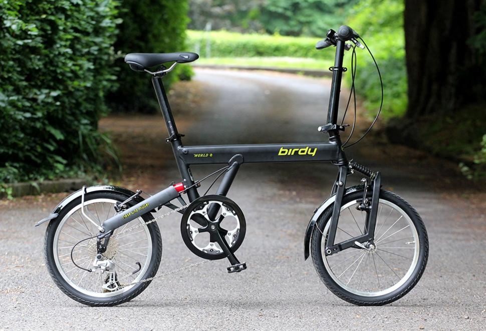 Review Birdy World Sport Folding Bike Road Cc
