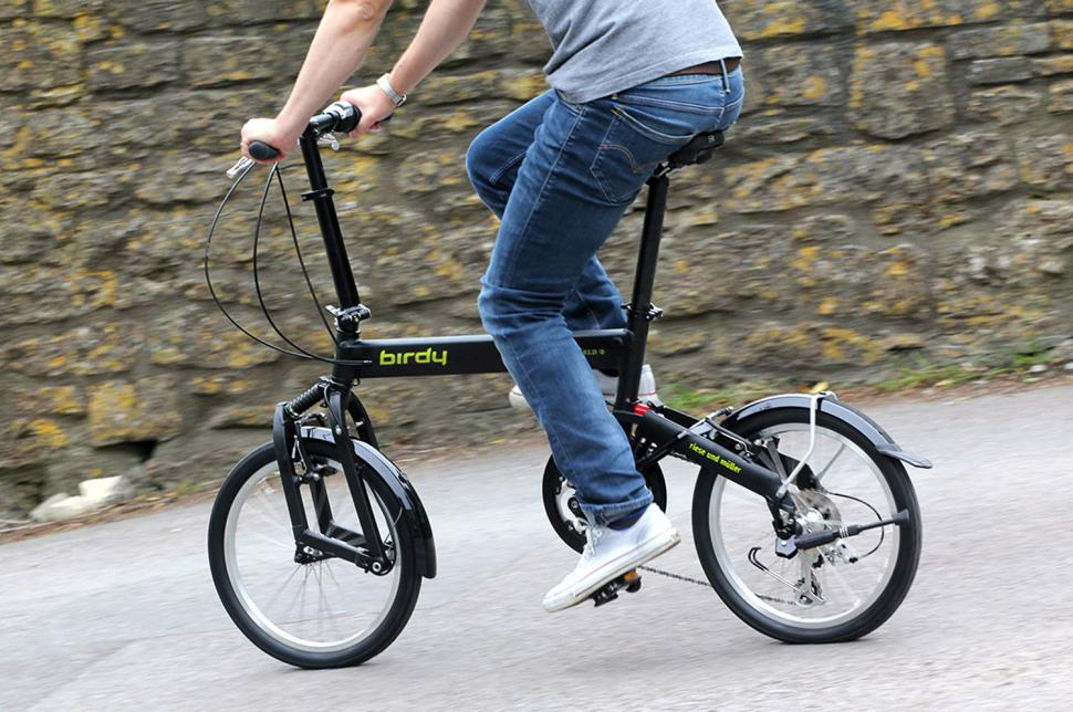 Review Birdy World Sport Folding Bike Road Cc