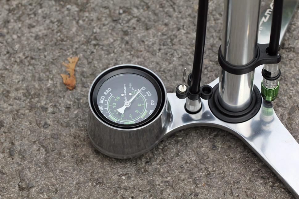 Birzman Zacoo Maha II - gauge