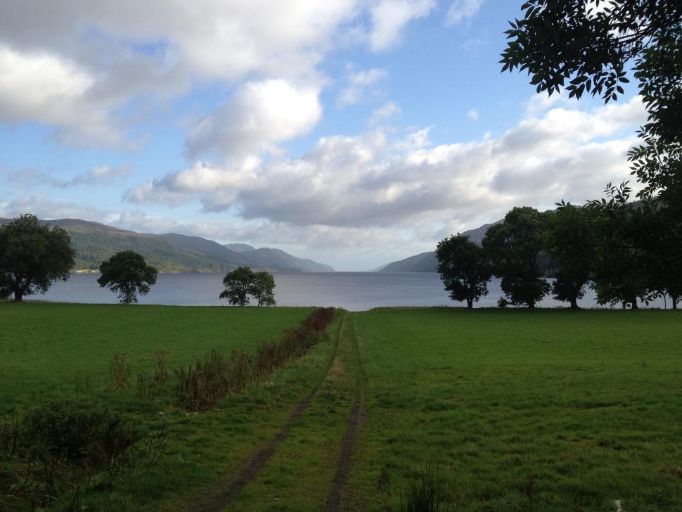 Deloitte RAB 2012 Loch Ness Day 8