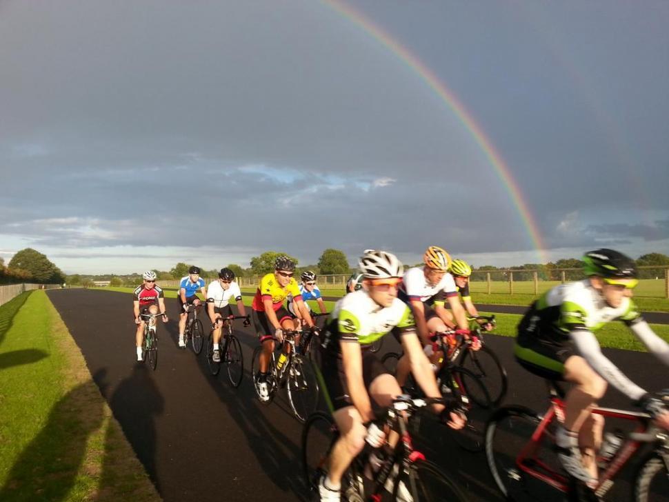 rainbow racing 2