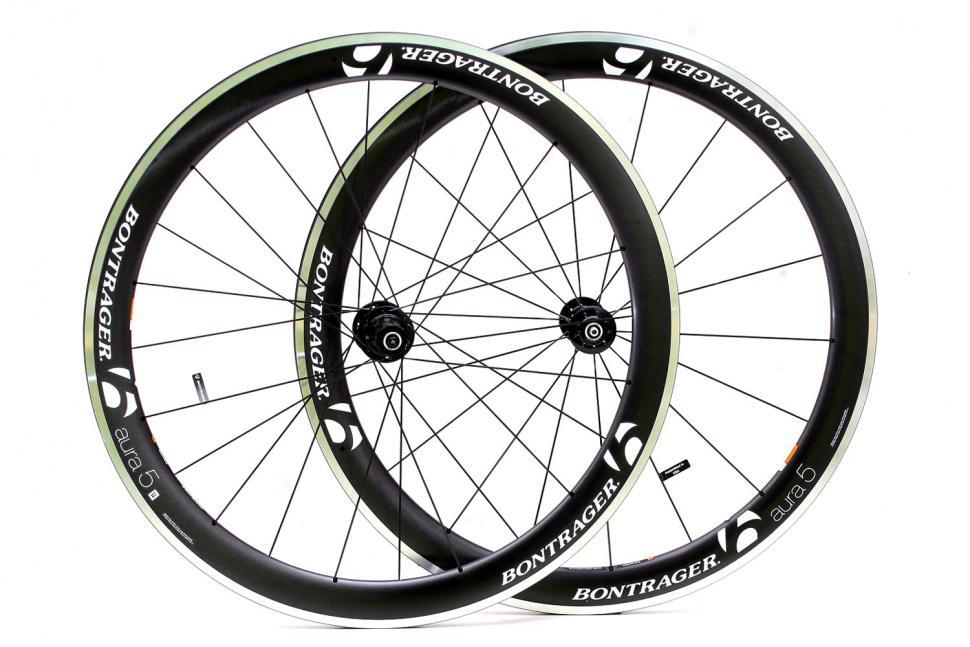 Review: Bontrager Aura 5 wheels | road.cc
