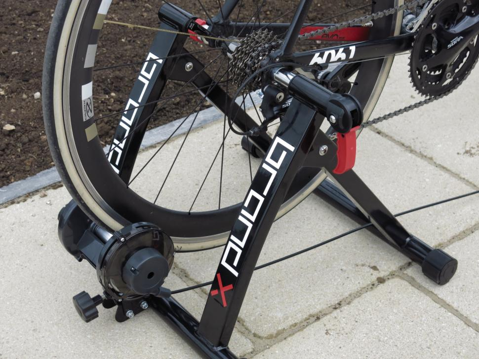 how to build bike trainer