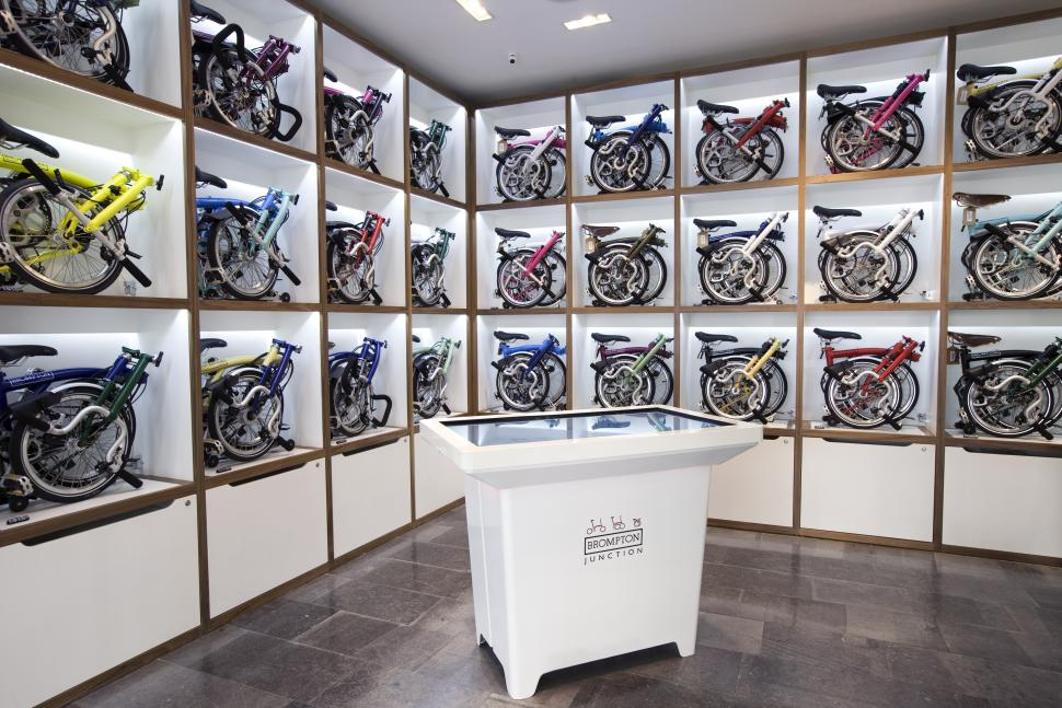 Updated with video: Brompton Junction store opens in London\'s ...