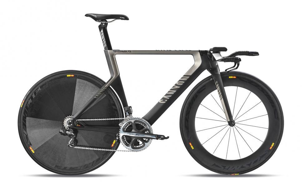 Canyon Launch New Speedmax Cf Evo Time Trial Triathlon