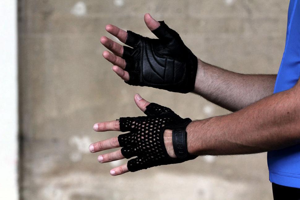 Caratti Caratti Brooklands Classic Cochet Gloves - black