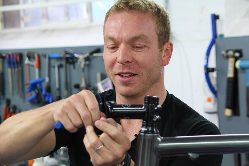 Chris Hoy Autumn 2