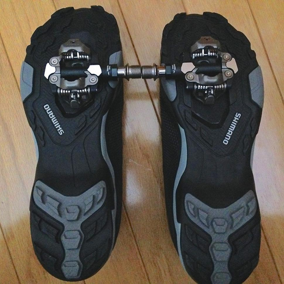 Fitting Spd Cleats To Normal Shoes