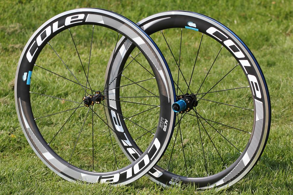 Review Cole Ac58 Lite Wheelset Road Cc