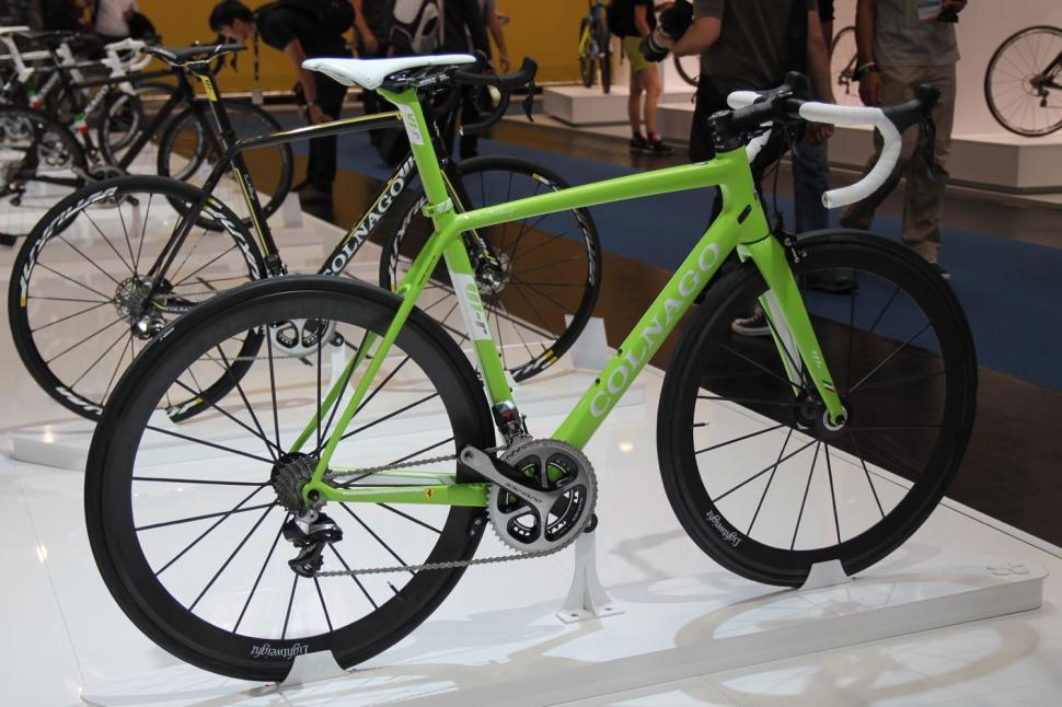 Colnago 2016: New CLX and limited edition C60 Tricolore ...