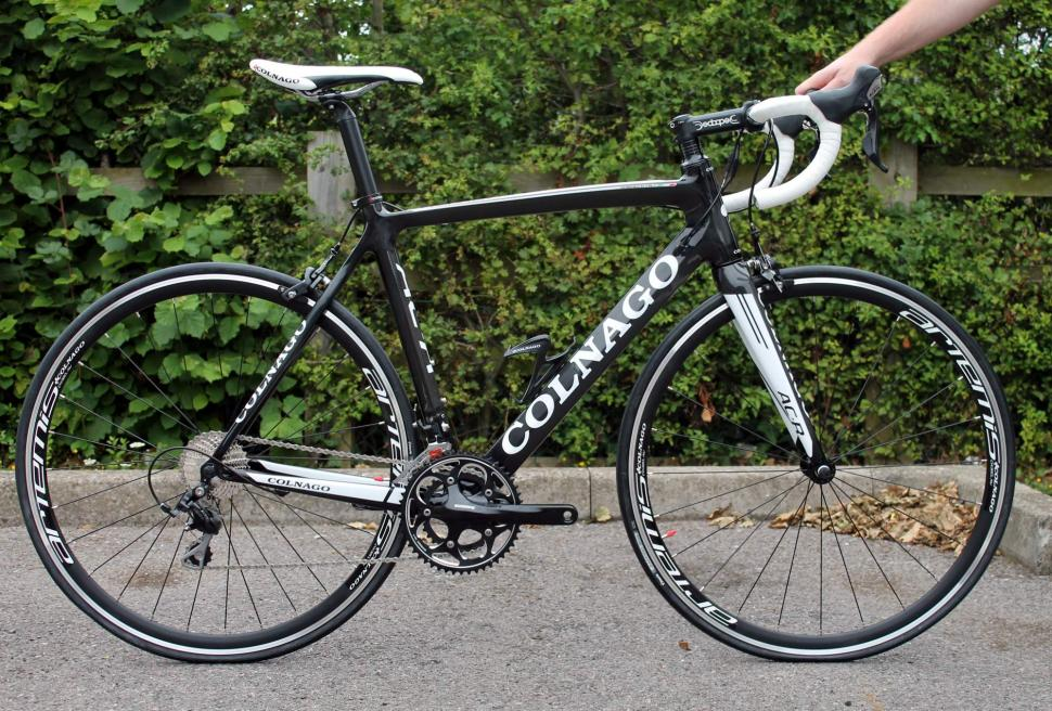 Electric Bikes For Sale >> Exclusive first look: Colnago AC-R road bike | road.cc