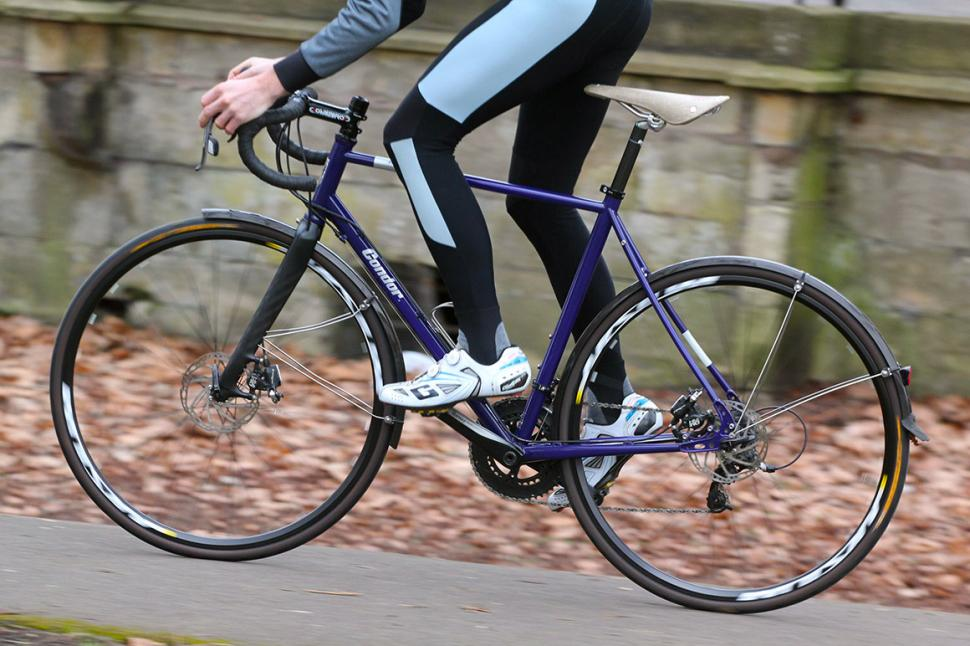 Condor Fratello - riding 2