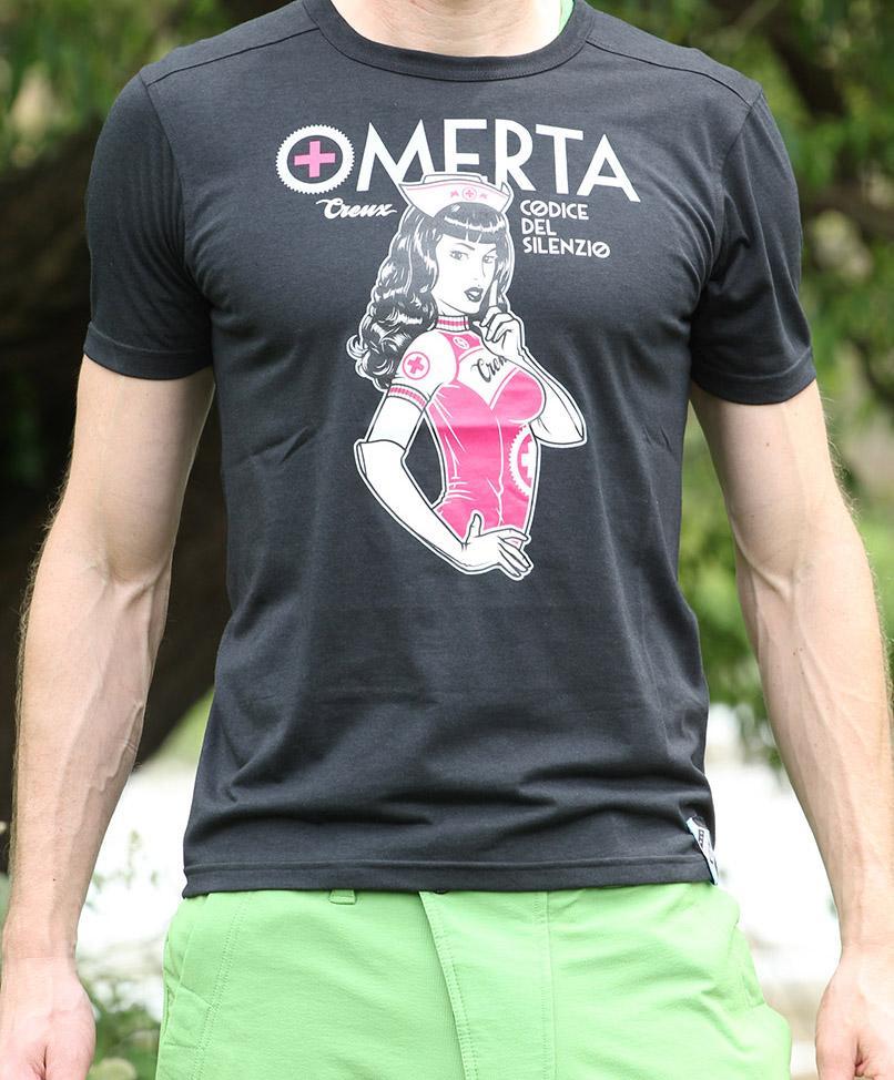 Creux Cycling Omerta T-shirt