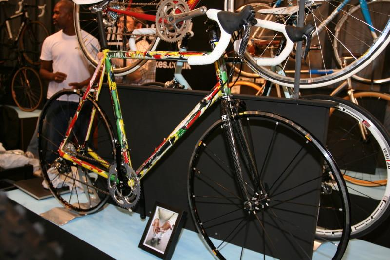 Pegoretti Duende with 'unusual' paint job