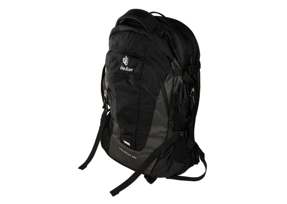 review deuter giga office pro rucksack. Black Bedroom Furniture Sets. Home Design Ideas