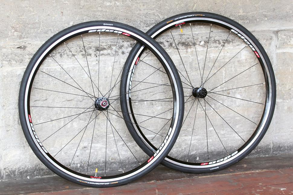 Review: Edco Roches (22) Tubeless Ready Wheelset