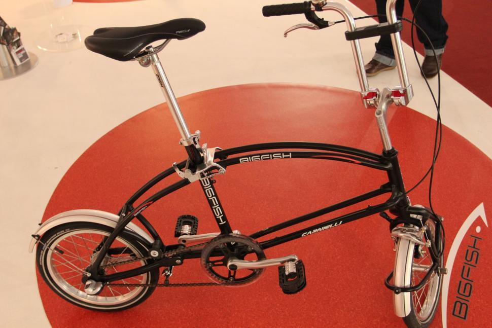 First Look Bigfish Folding Bike Video