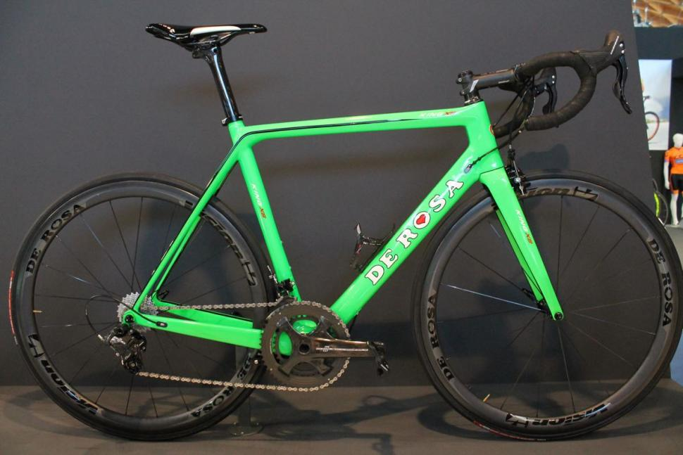 More Road Bike Filth From Giant Bianchi De Rosa