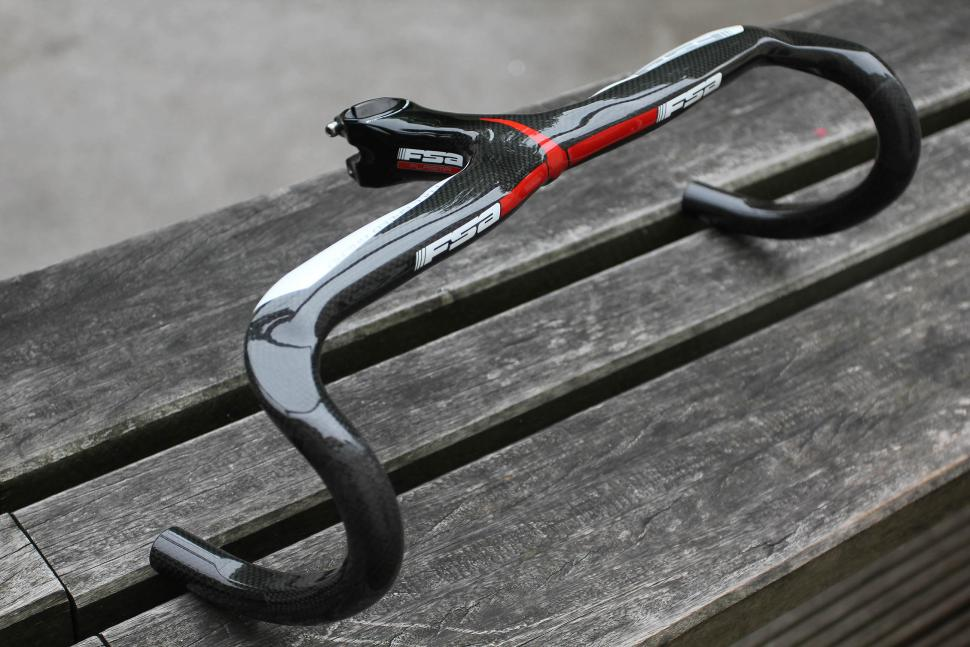Review Fsa Plasma Integrated Compact Bar Stem Road Cc