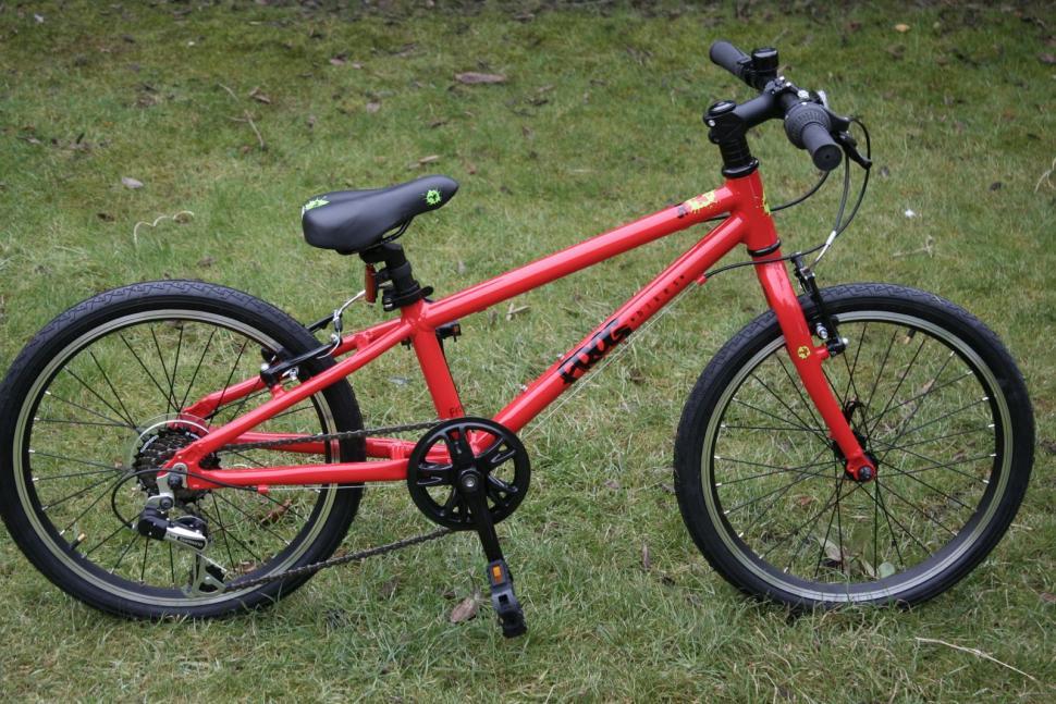 Frog 52 - full bike