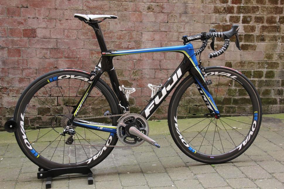 Tour De France Tech 2014 Fuji Launch New Transonic Aero Road Bike