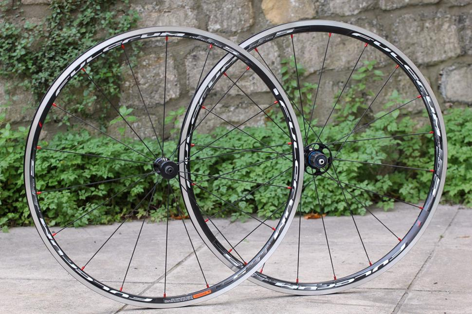 Review fulcrum racing 5 wheels road cc