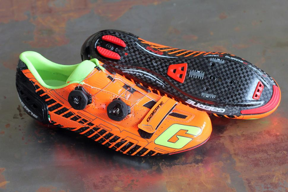 Gaerne Carbon G.Stilo Orange road shoes