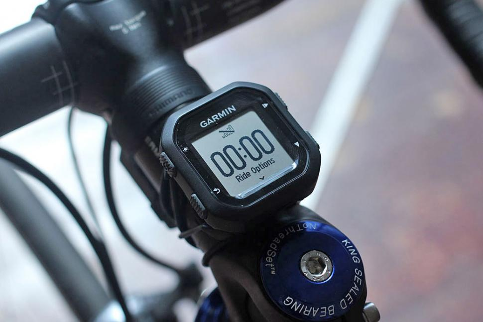 Review Garmin Edge 20 Gps Bike Computer Road Cc