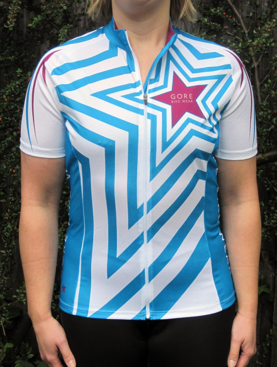 Gore Star Jersey - front