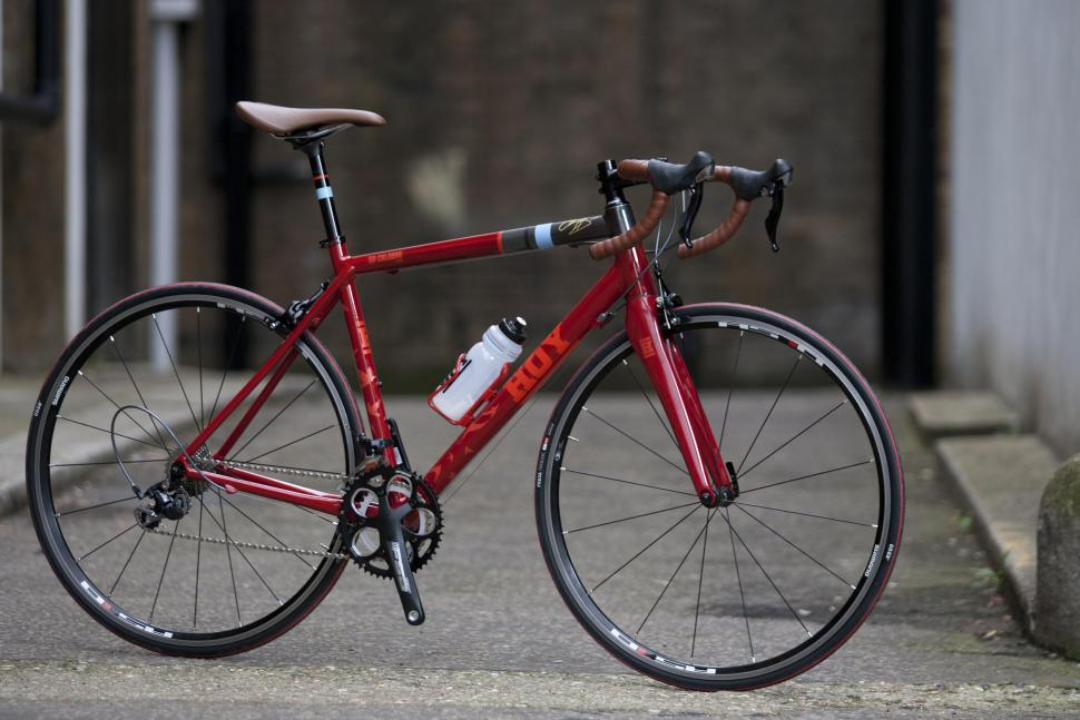 Win A Unique Hoy Autumn Edition Bike With And Evans Cycles