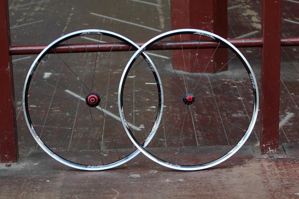 Halo Evaura 6D 700c wheelset