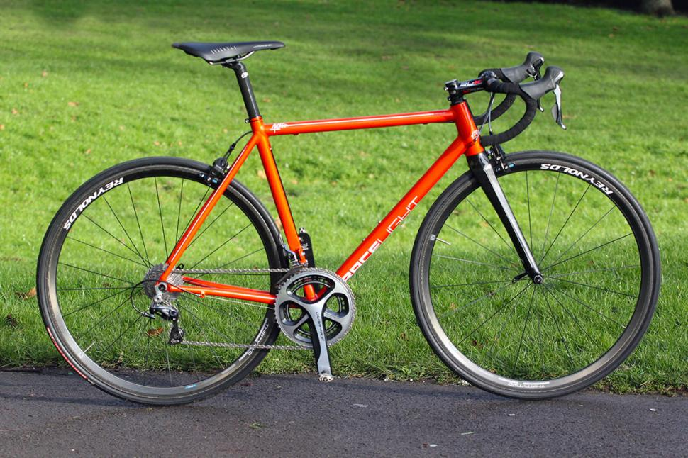 Kinesis Aithein Now In Orange And Green Road Cc