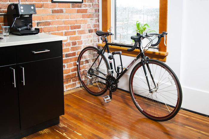 Clug indoor bicycle storage 2