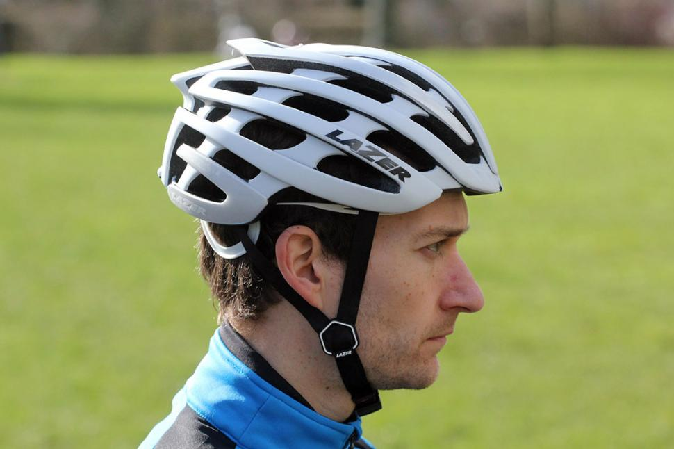 Review: Lazer Z1 helmet | road.cc