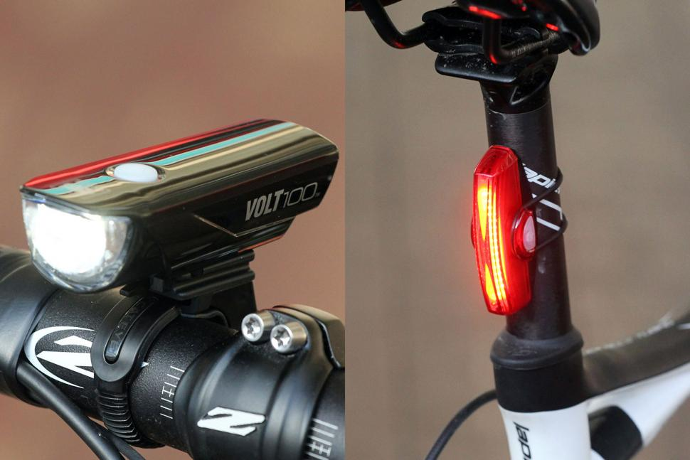 Bicycle Tail Light Frame Mount