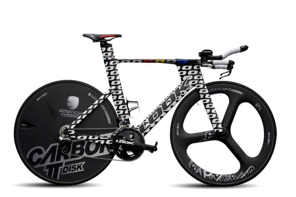 Look To Launch 796 Time Trial Bike