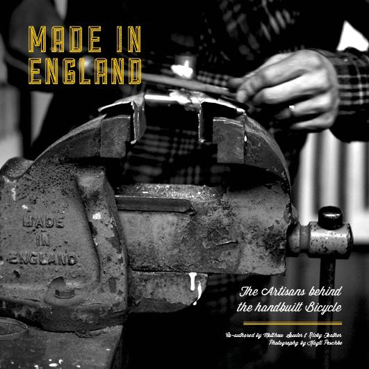 Made In England - Book Cover