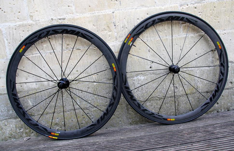 Mavic Cosmic Carbon 40 Wheels
